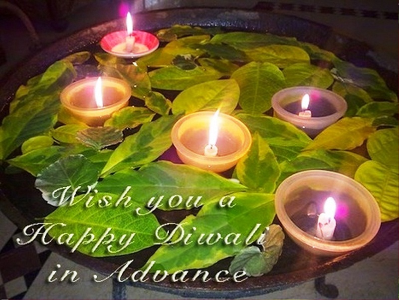 advance happy diwali wishes images
