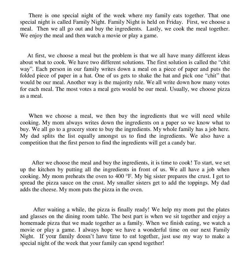 Essay about Love