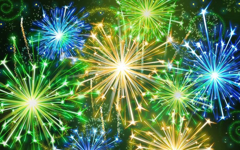 diwali fireworks wallpapers hd