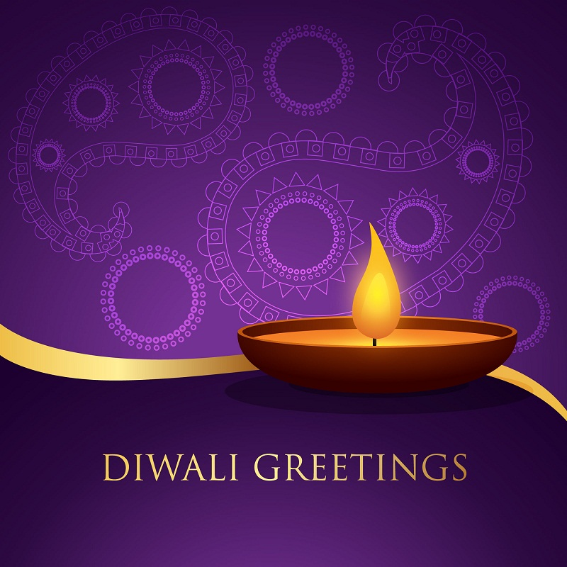 diwali greeting cards free download