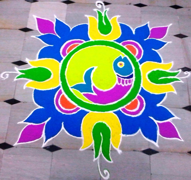 diwali rangoli designs images