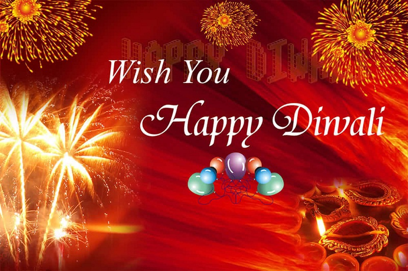 Happy Diwali 2017 Images Quotes Messages Wishes - Happy Deepavali 💥