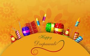 animated diwali crackers wallpapers