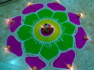 diwali rangoli designs 2017