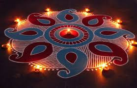 diwali rangoli patterns and designs